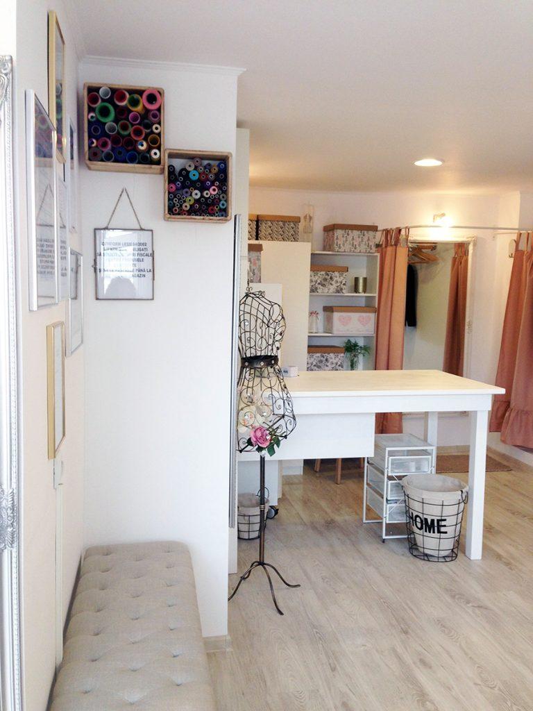 Atelier croitorie Piata Doina